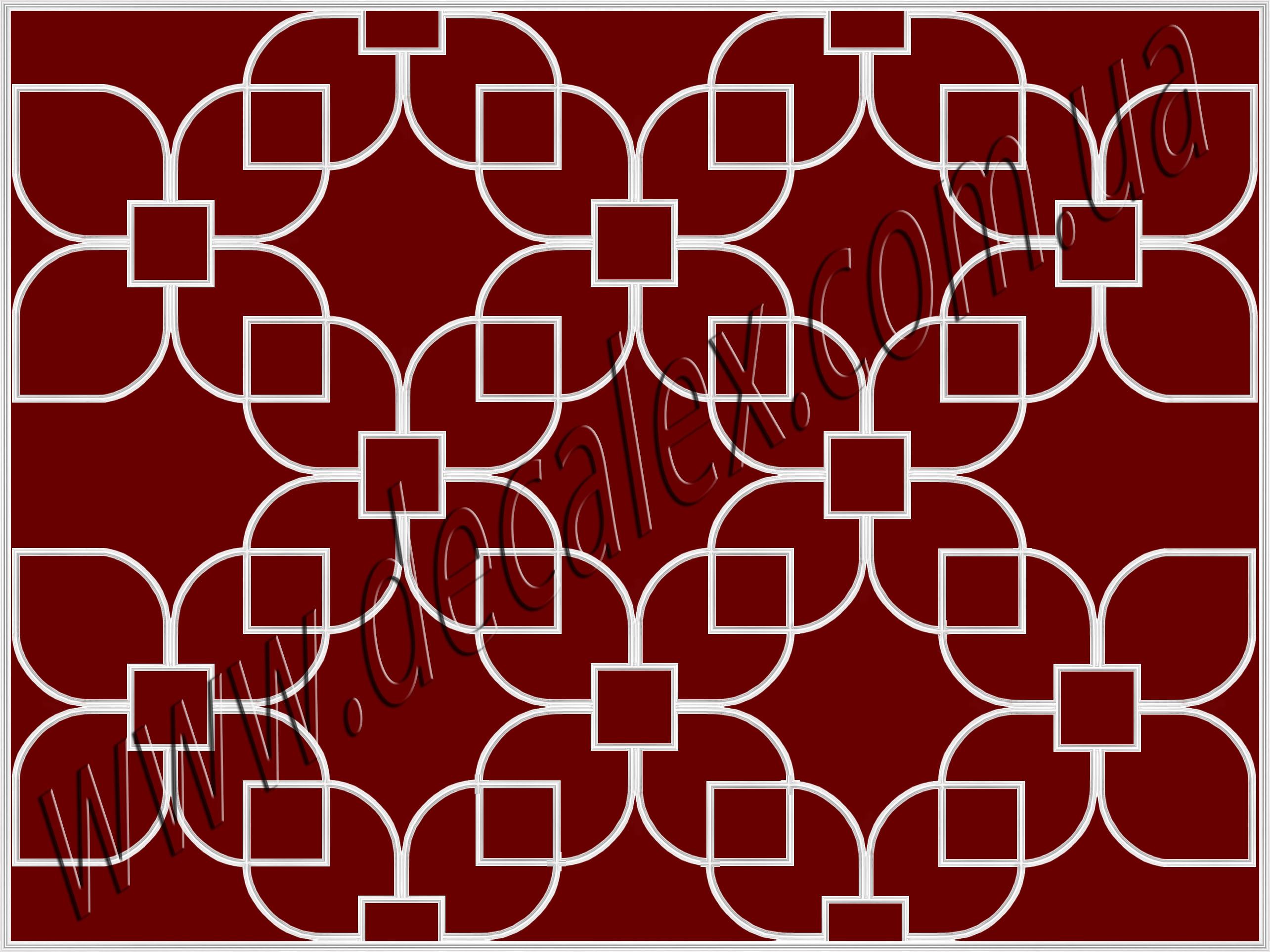 """Рис П28.Вариант оформления потолка!!     Размер композиции: 4850мм*3650мм(Габариты """"цветка"""" 1200мм на 1200мм).. По периметру ,вокруг основного рисунка , использован молдинг: МЛ02501(22шт). Узор состоит из молдингов и вставок, которые служат соединениями между ними во избежания очень сложной подрезки и последующей вышпаклевки:молдинг МЛ02501(70шт),Крест-образная вставка ГЛ02501-2(32шт),Т-образная вставка ГЛ02501-3(80шт), радиусные полукруги из молдинга мл02501 наружным диаметром 600мм - МЛ02501(20шт).Розничная цена элементов составляет 9020грн.."""