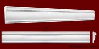 Код товара МЛ06001. Молдинг из гипса шириной 60 мм и длиной 1000 мм. Розничная цена 70 грн./шт.