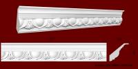 Код товара КР1041061. Карниз из гипса длиной 977мм. Габариты: 104 мм х 106 мм. Розничная цена 130 грн./шт.Минимальный заказ 10 метров.