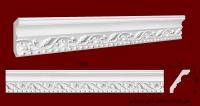 Код товара КР0850751. Карниз из гипса длиной 960мм. Габариты: 85 мм х 75 мм. Розничная цена 130 грн./шт.Минимальный заказ 10 метров.