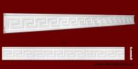 Код товара МP08001. Молдинг из гипса шириной 80 мм и длиной 1043 мм. Розничная цена 120 грн./шт.