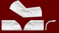Код товара КР1201201У. Внутренний угол,состоящий из 2-х частей,каждая длиной 330мм. Габариты: 120мм х 120мм х 330мм. Розничная цена 295 грн./шт(2части).Минимальный заказ 4 штуки.