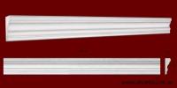 Код товара МЛ05101. Молдинг из гипса шириной 51 мм и длиной 1014 мм. Розничная цена 60 грн./шт.