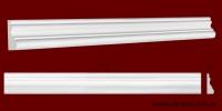 Код товара МЛ05101. Молдинг из гипса шириной 51 мм и длиной 1014 мм. Розничная цена 70 грн/шт.