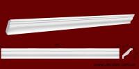 Код товара КЛ0400421. Карниз из гипса длиной 1008мм. Габариты: 40мм х 42мм. Розничная цена 70 грн/шт.