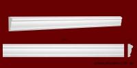 Код товара МЛ05001. Молдинг из гипса шириной 50 мм и длиной 1000 мм. Розничная цена 60 грн./шт.