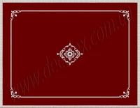 Рис. П010. Размер потолка: 3100х4500 мм..По краям потолка использован карниз: КР70702 (13шт). Центральная рамка состоит из молдинга: МЛ2502 (11шт), ГЛ2502-5 (8шт). Наборной угол составлен из элементов орнамента: ФР0027 (2шт), ФР0013 (1шт), ФР0014 (1шт). Наборная потолочная розетка, в центре потолка, состоит из элементов орнамента: ФР0013 (4шт), ФР0027 (4шт), ФР0009 (4шт), ФР0033 (4шт), ФР0046 (4шт), потолочная розетка РЗ12 (1шт).