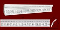 Код товара КР0900651. Карниз из гипса длиной 990мм. Габариты: 90 мм х 65 мм. Розничная цена 130 грн./шт.Минимальный заказ 10 метров.