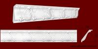 Код товара КР1221081. Карниз из гипса длиной 975мм. Габариты: 122мм х 108мм. Розничная цена 170 грн./шт.Минимальный заказ 10 метров.