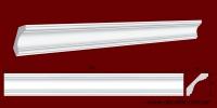 Код товара КЛ0600601. Карниз из гипса длиной 1005мм. Габариты: 60мм х 60мм. Розничная цена 90 грн/шт.