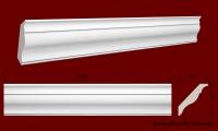 Код товара КЛ0860861. Карниз из гипса длиной 1000мм.. Габариты: 86мм х 86мм. Розничная цена 130 грн/шт.
