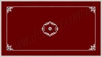 Рис. П017. Размер потолка: 3100х5500 мм..По краям потолка использован карниз: КР70702 (13шт). Центральная рамка состоит из молдинга: МЛ2502 (12шт), ГЛ2502-5 (8шт). Наборной угол составлен из элементов орнамента: ФР0013 (1шт), ФР0011 (2шт), ФР0034 (2шт), ФР0015 (2шт), ФР0009 (2шт), ФР0014 (1шт), ФР0010 (1шт). Наборная потолочная розетка составлена из элементов орнамента: ФР0011 (4шт), ФР0015 (4шт), ФР0009 (4шт), ФР0013 (2шт), ФР0025 (2шт), ФР0019 (8шт), ФР0014 (2шт), потолочная розетка РЗ11 (1шт).