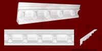 Код товара КР1281421. Карниз из гипса длиной 750мм. Габариты: 128мм х 142мм. Розничная цена 240 грн./шт.Минимальный заказ 10 метров.