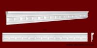 Код товара МР06701.Молдинг из гипса шириной 67 мм и длиной 1000 мм. Розничная цена 125 грн./шт.